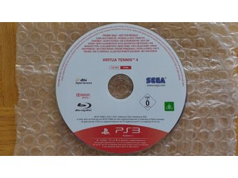 PlayStation 3/PS3: Virtua Tennis 4 (promo)
