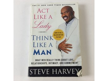 Bok, Act like A Man , Steve harvey, Pocket, ISBN: 9780061728983