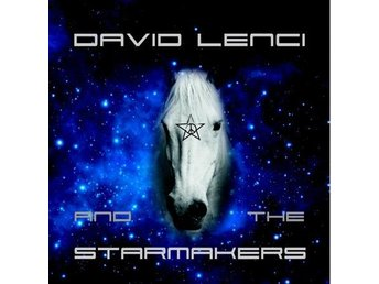 David Lenci & The Starmakers - S/T - LP NY - FRI FRAKT