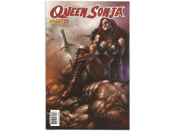 Queen Sonja # 22 Cover A NM Ny Import REA!