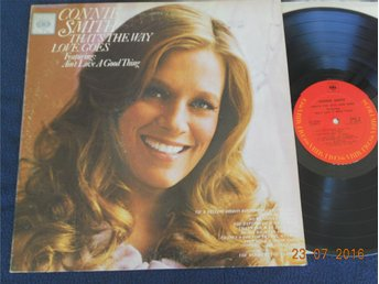 CONNIE SMITH - That's the way love goes, LP Columbia USA 1974 Export copy