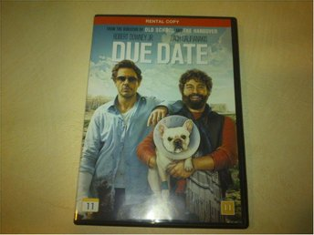 Due Date (Robert Downey Jr, Zach Galifianakis)