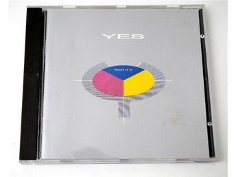 Yes / 90125 CD - Enskede - Yes / 90125 CD - Enskede
