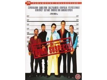 The usual suspects - Gabriel Byrne/Kevin Spacey - Mariestad - The usual suspects - Gabriel Byrne/Kevin Spacey - Mariestad