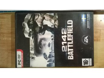 Battlefield 2142 - PC DVD rom