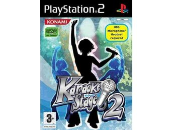 Karaoke Stage 2 - Playstation 2 - Varberg - Karaoke Stage 2 - Playstation 2 - Varberg