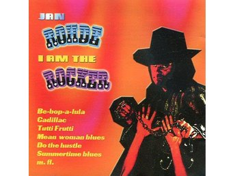 Jan Rhode från Rhodes Rockers -I am the rocker CD 1978 OOP