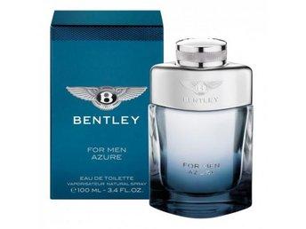 Bentley For Men Azure edt 100ml - Kungsbacka - Bentley For Men Azure edt 100ml - Kungsbacka