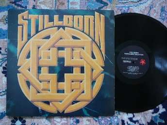 STILLBORN - THE PERMANENT SOLUTION    LP