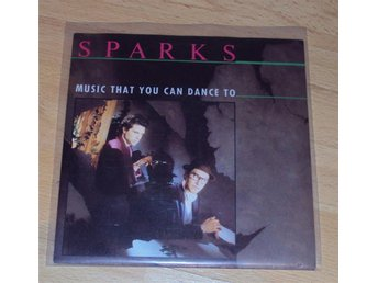 "SPARKS MUSIC THAT CAN DANCE TO 7"" 1986"