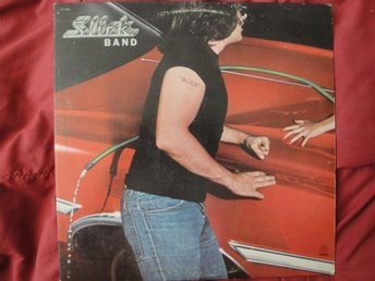 THE EARL SLICK BAND -S/T ORIGINAL 1976 CAPITOL RECORDS