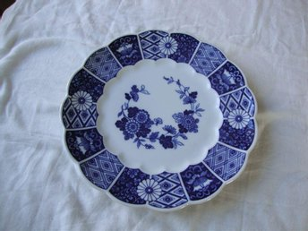 Fat, Blue Imari Detergent Proof