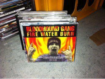 Bloodhound Gang - Fire Water Burn (singel)