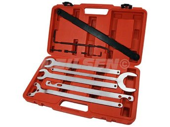Fan Clutch Tool Set For BMW Merc Thermo viscous fan