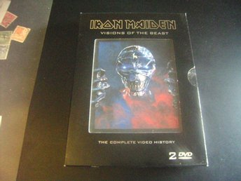 DVD-box: Iron Maiden - Vision of the beast