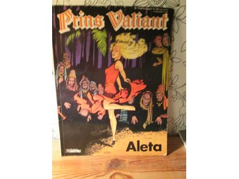 Prins Valiant / Aleta / Semic / #10.