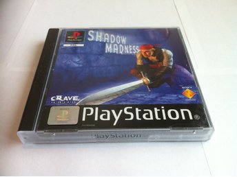 PS1/PSX: Shadow Madness