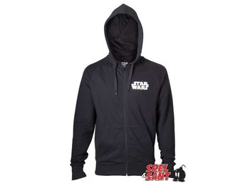 Star Wars Darth Vader Hoodie Svart (Large)