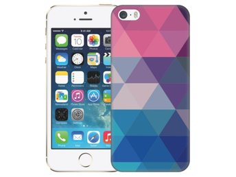iPhone 5/5S/SE Skal Polygon