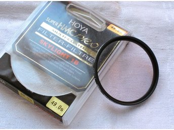 Hoya super HMC Pro1 Skylight-filter 49 mm i nyskick