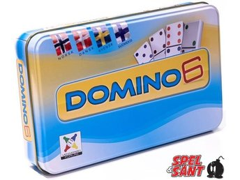 Domino 6 (Nordisk Version)