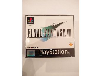 Final Fantasy VII (7) komplett Playstation