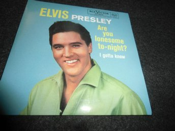 Elvis Presley - Are you lonesome to-night? - CDs-(1960) - Ny