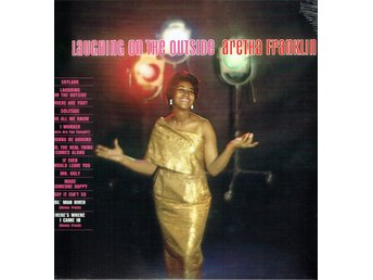 ARETHA FRANKLIN - LAUGHING ON THE OUTSIDE (LTD EDT, CLEAR VINYL) LP
