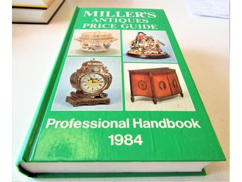 Miller´s Antiques Price Guide  1984
