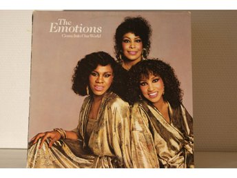 LP,The Emotions, Come into our world, 1979