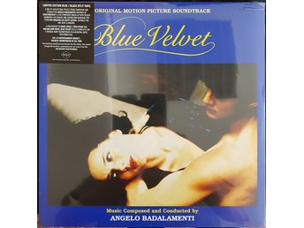 "OST""Blue velvet"" LP"