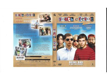 Youth In Revolt  DVD Svensk Text