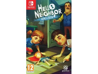 Hello Neighbor - Hide & seek (Switch)