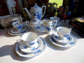 1fa4fcb3 kaffeservis för 4 personer maria rosenthal (353993662) ᐈ Köp på Tradera