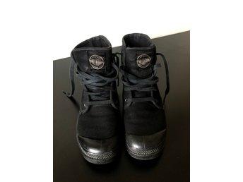 palladium skor fodrade
