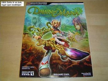 DAWN OF MANA GUIDE WALKTHROUGH PLAYSTATION 2 *NYTT*