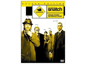 Snatch - Deluxe Edition (DVD)