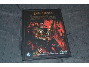 Dark Heresy Tattered Fates Prt 1 (WH 40K Rollspel RPG) Bok Ny Se Hit!