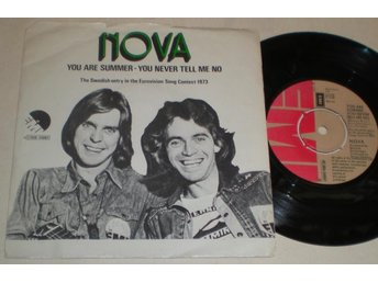 Nova 45/PS You are summer 1973