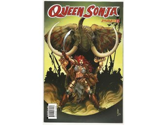 Queen Sonja # 22 Cover B NM Ny Import REA!