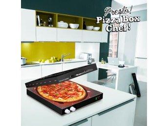! Pizza Box Chef Egen Hemma Pizza Ugn ! - Täby - ! Pizza Box Chef Egen Hemma Pizza Ugn ! - Täby