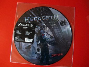Megadeth - Dystopia (Picture Disc) - Basel - Megadeth - Dystopia (Picture Disc) - Basel