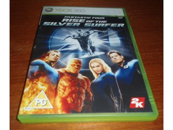 Fantastic Four Rise Of The Silver Surfer - Xbox 360