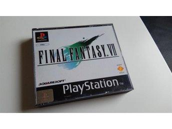 Final Fantasy VII, PS - Göteborg - Final Fantasy VII, PS - Göteborg