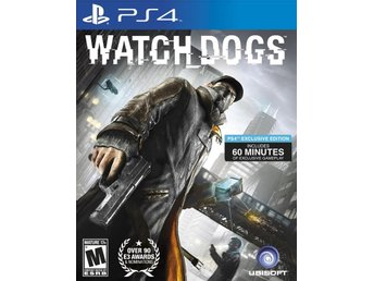 Watch Dogs till PS4 - Kungsbacka - Watch Dogs till PS4 - Kungsbacka