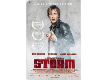 Storm ((Steel-case) 2-disc Limited Edition) OOP