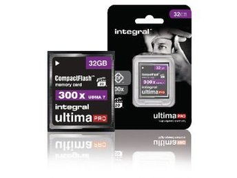 Integral CF (Compact Flash) Minneskort 32 GB