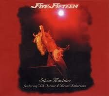 FIVE FIFTEEN 'Silver Machine' 2000 limited edition CD EP
