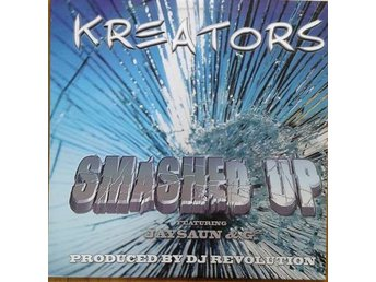 "Kreators title* Smashed Up* Hip-Hop 12"" US"