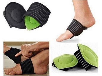 NY! Feet Cushioned Arch Support Shock Absorbing Pain
